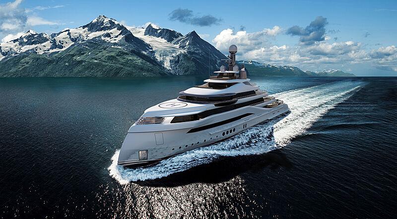 X-Sky 75 yacht by Marco Casali