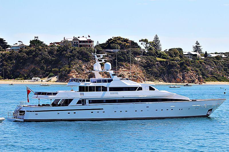 TEXAS yacht Proteksan