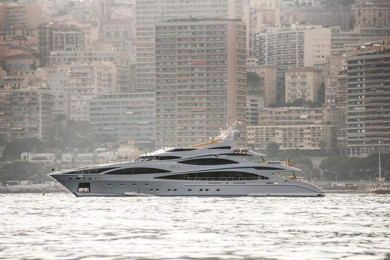 Africa in Monaco