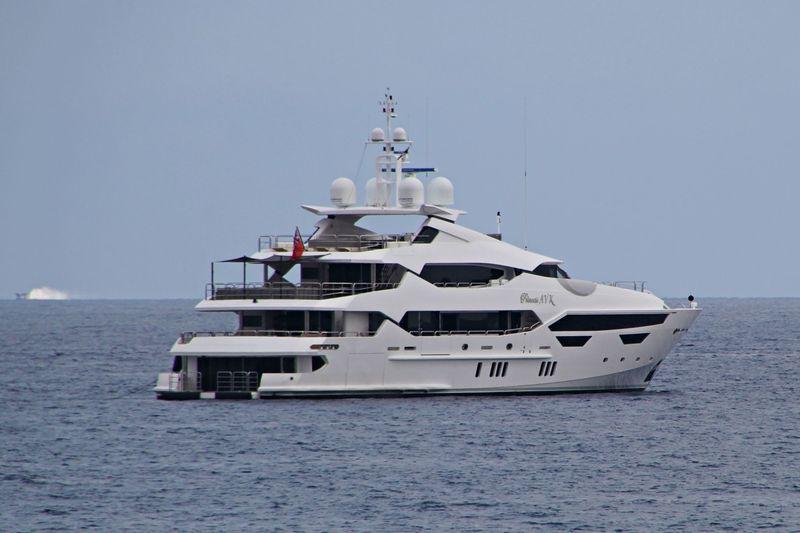 Princess AVK off Antibes