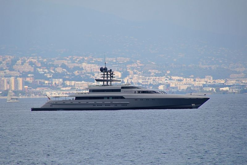 Silver Fast off Antibes