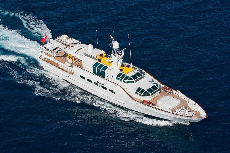 Lionwind yacht