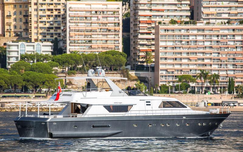 Sunny Day in Monaco