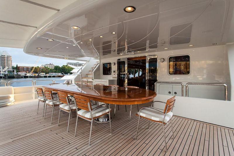 Invader 49.9m upper deck