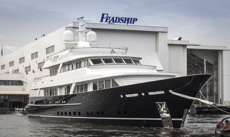 Project 697 Feadship 47m