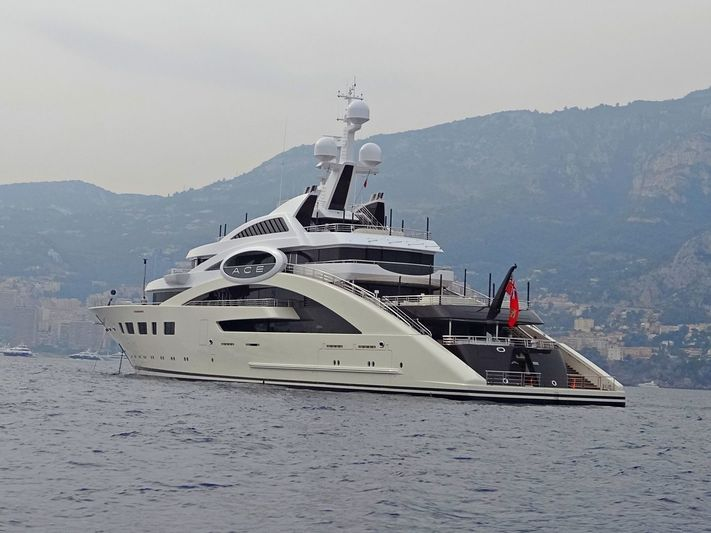 Ace off Monaco