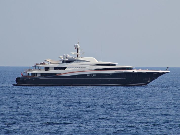 Anastasia off Monaco