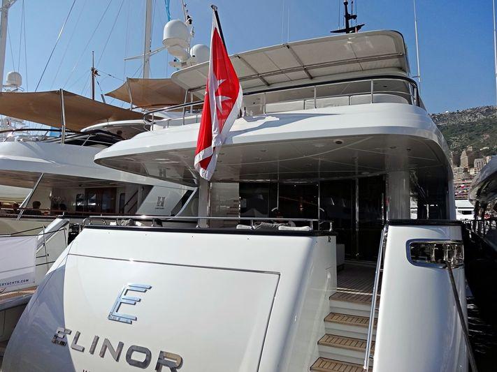 Elinor in Monaco