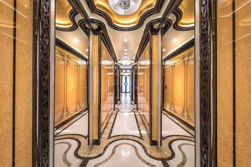 Elements hallway