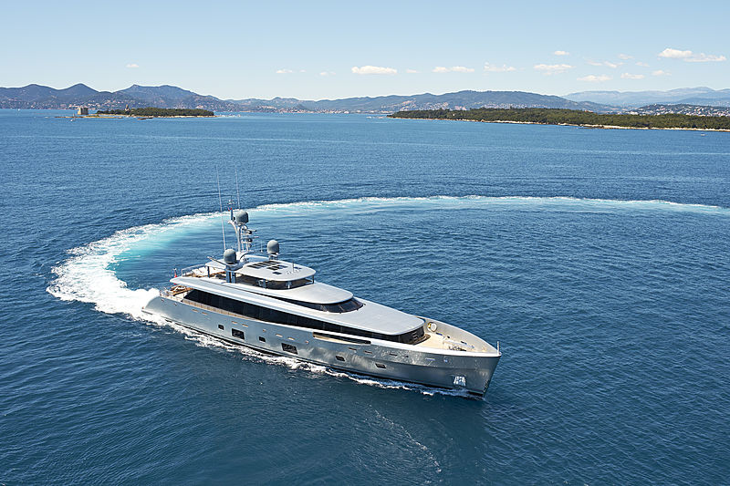 LADY MAY yacht Feadship