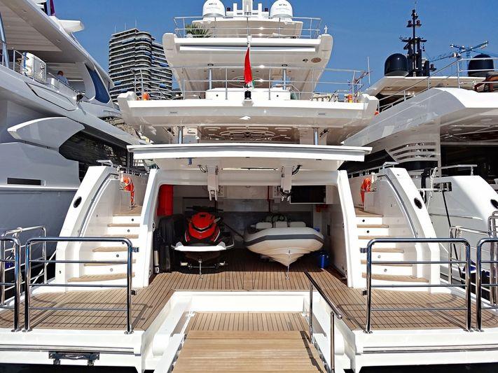 Majesty 110/02 in Monaco