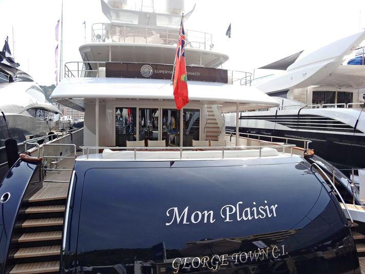 Mon plaisir in Monaco