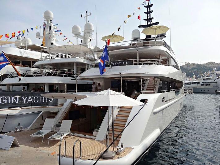 Nerissa in Monaco
