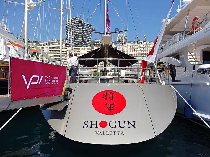 Shogun in Monaco