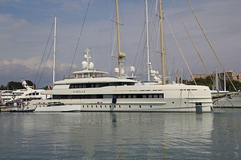 SIBELLE yacht Heesen