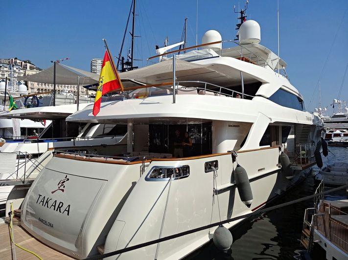 Takara in Monaco