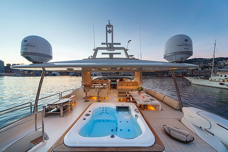 Tartaruga yacht