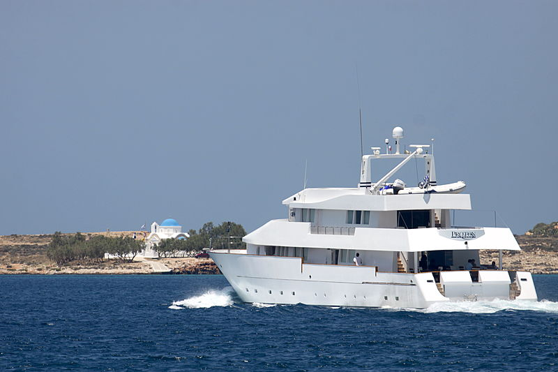 PROTON yacht Panteleakos