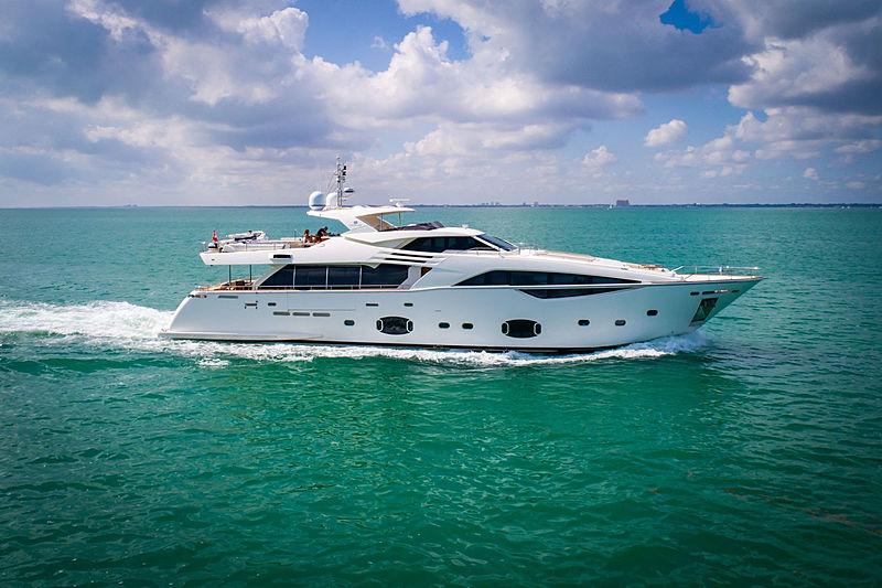 AMORE MIO  yacht Custom Line