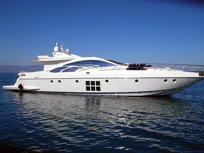VANILLA  yacht Azimut