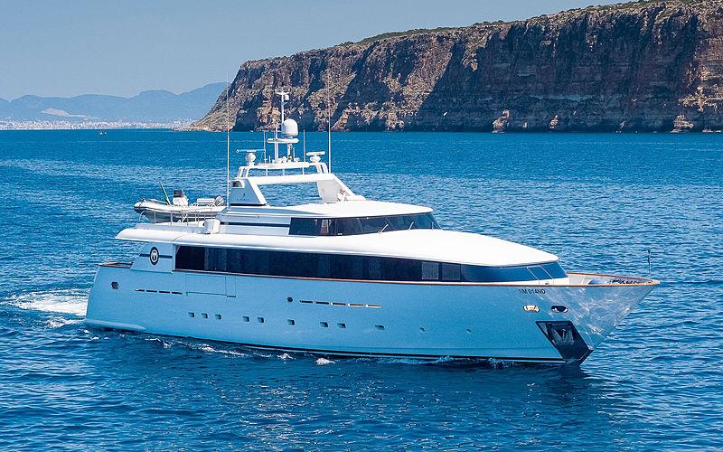 BLUE MAGIC yacht Baglietto