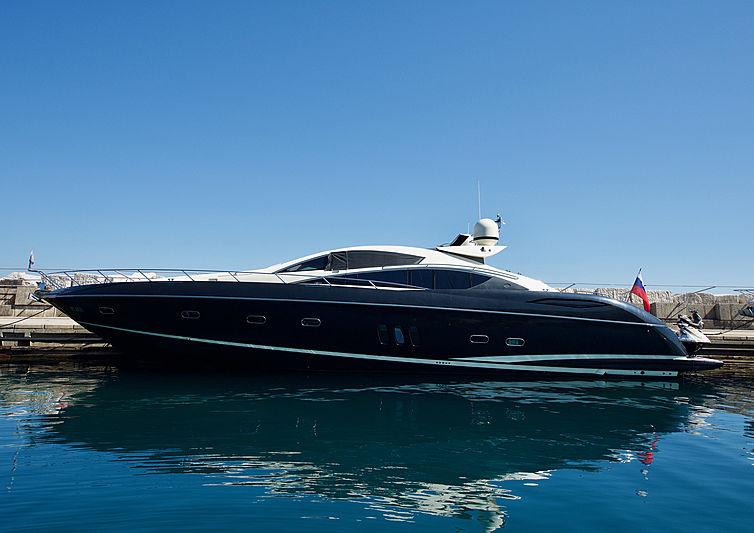 MIJAX yacht Sunseeker