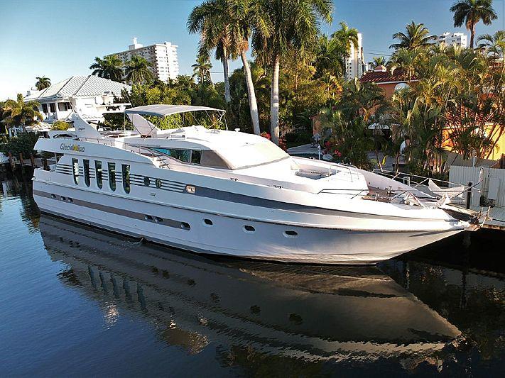 Gloria's Sun yacht in Florida