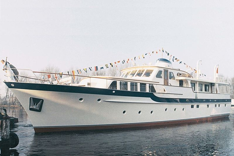VICTORIA yacht Feadship
