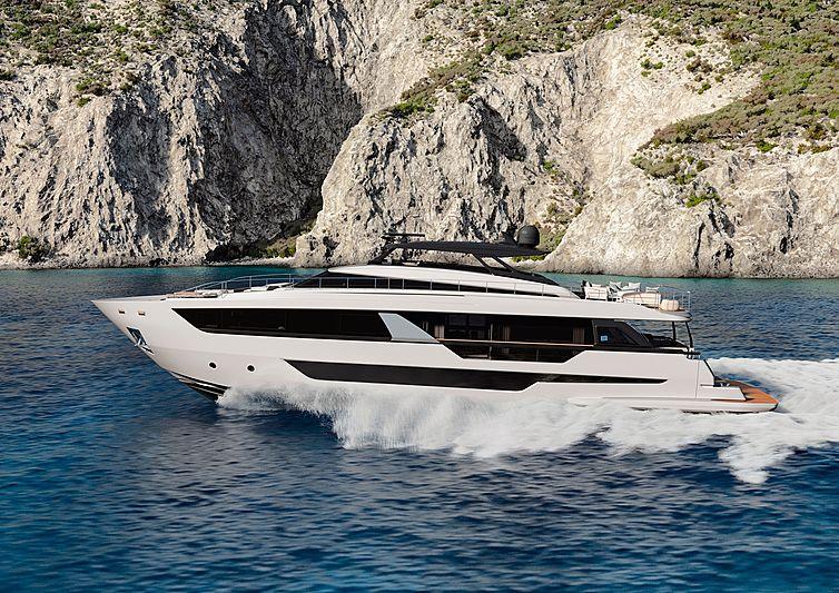 Ferretti Yachts 1000 exterior