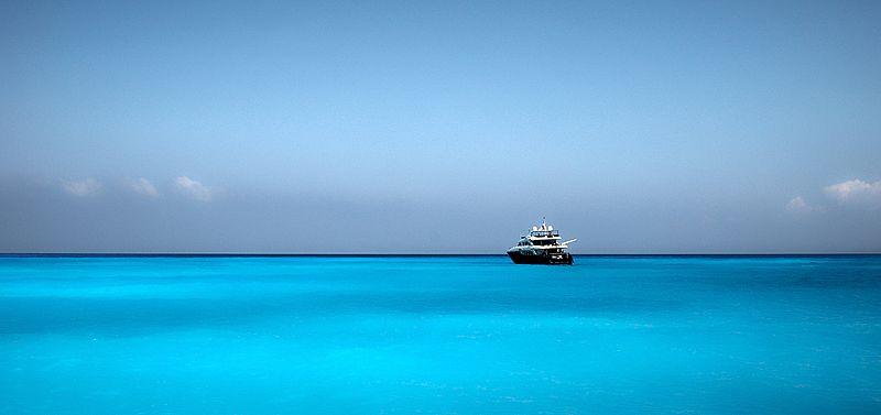 Blue Breeze yacht by Mondomarine in Zakynthos, Greece