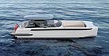 Compass CAT Tender 12M tender exterior design
