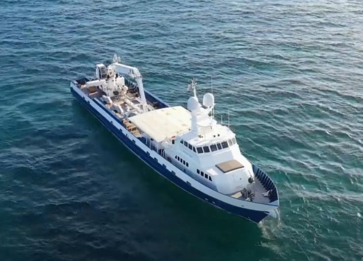 ETOILE DE LA MER yacht Breaux Bay Craft