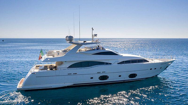 ETHNA yacht Custom Line