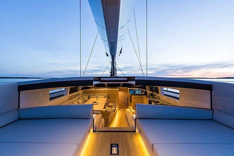 WINWIN yacht Baltic Yachts