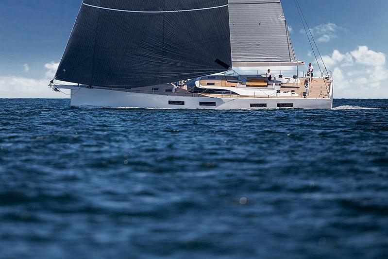 Alithia Solaris 80 RS sailing yacht