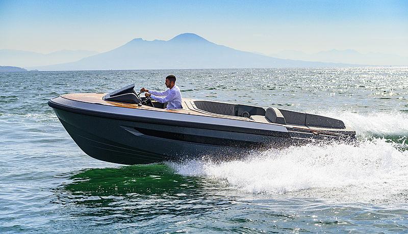EVO T2 tender Evo Yachts