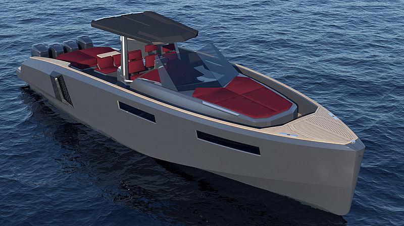 EVO R4 CC tender Evo Yachts