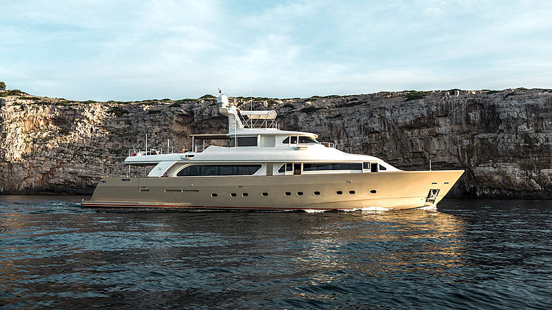 IMAGINE yacht Custom Line