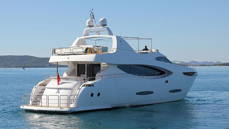 ADAMO yacht Peer Gynt