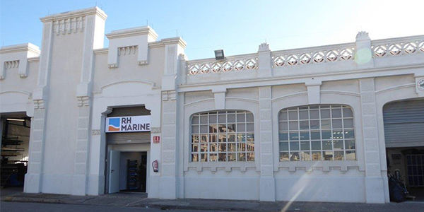 RH Marine Barcelona office