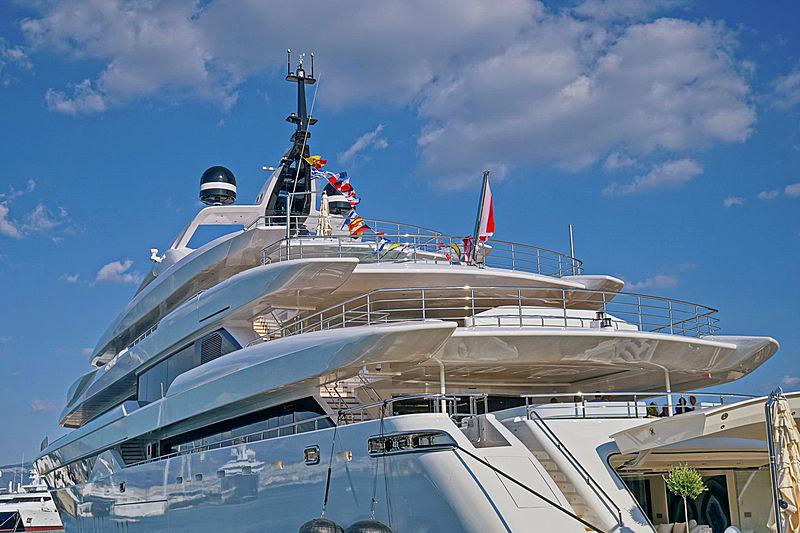Golden Yachts 95m O'Pari yacht
