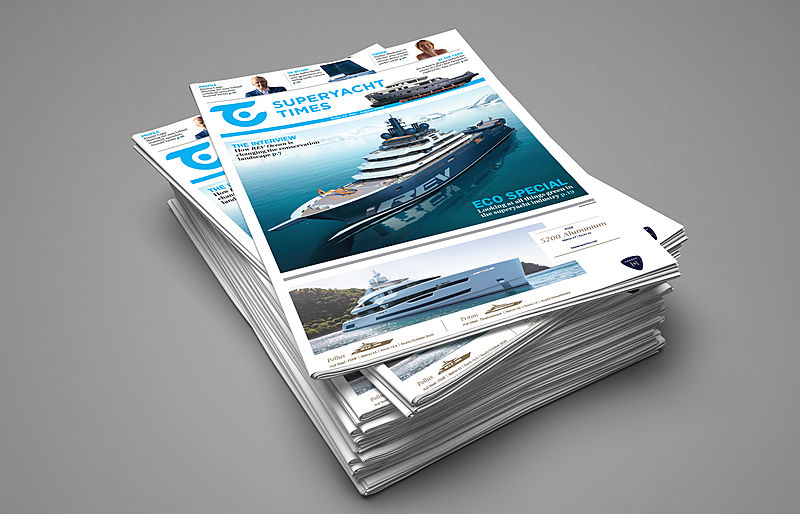 The SuperYacht Times newspaper Issue 33