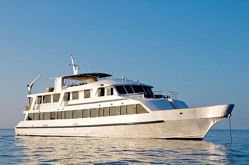 INTEGRITY yacht Gulf Craft