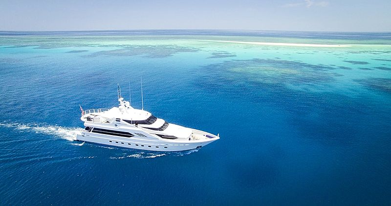 FLYING FISH yacht Southern Ocean Yachts