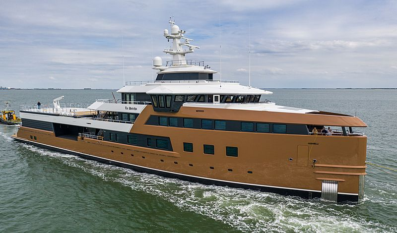 LA DATCHA yacht Damen Yachting