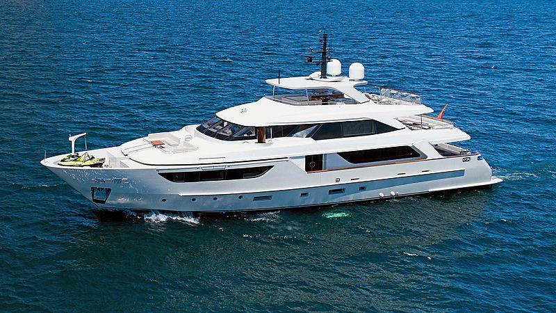 SUPERNOVA yacht Sanlorenzo