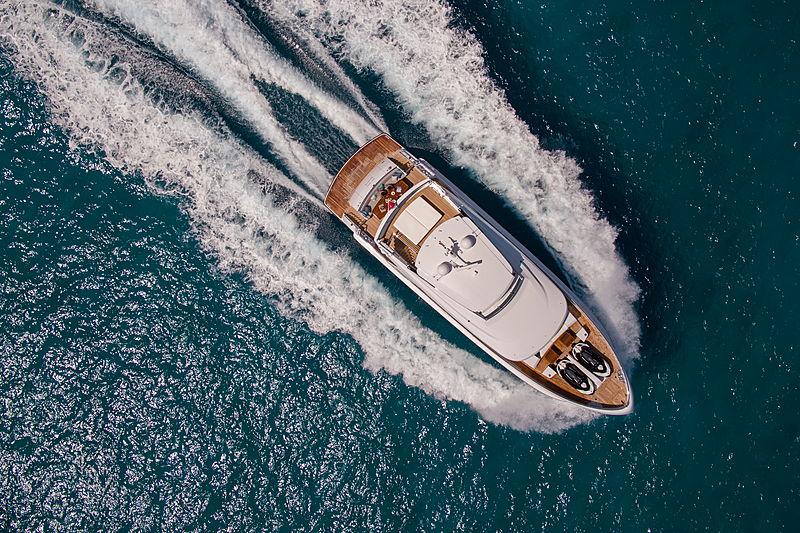 Sea Story yacht cruising