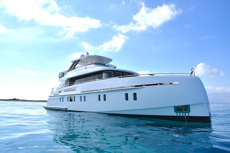 SEA STORY  yacht Vanquish Yachts
