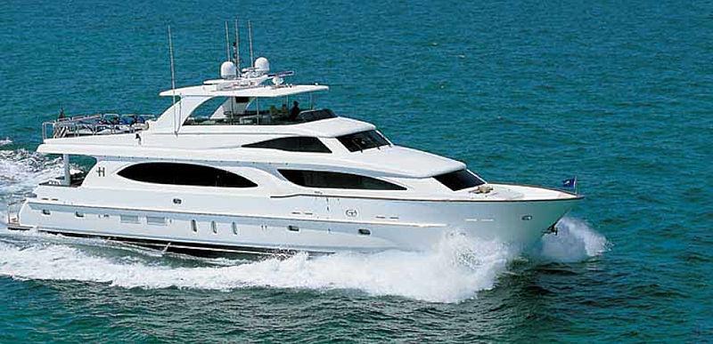 CAMELOT yacht Hargrave
