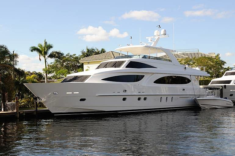 PERFECT HARMONY yacht Hargrave